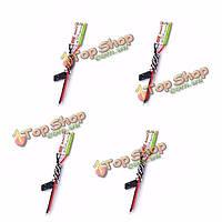 3-4s Lipo blheli_s поддержка oneshot125 ESC oneshot42 мультисъемки для Мультикоптер DYS XS 20А 4шт