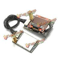 Realacc разнообразие с открытым исходным кодом 5.8G 40ch сплит-приемник с о LED специально для PRO очки защитные Fatshark rx5808