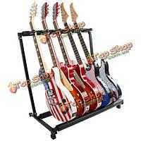 GS-5 многофункциональный держатель гитары музыкальный инструмент гитара складной подставка