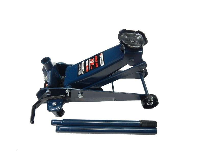 Домкрат подкатной FORSAGE TH33003F 3 т с педалью (135-505мм)