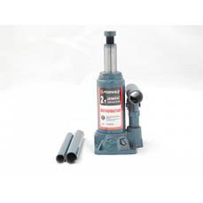 Домкрат бутылочный FORSAGE T90204 2т с клапаном (148-278мм)