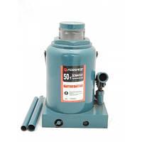 Домкрат бутылочный FORSAGE T95004 50т с клапаном (260-415мм)