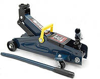 Домкрат подкатной FORSAGE TH22005C 2т с вращающейся ручкой (140-340мм) в кейсе