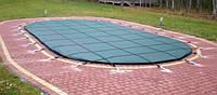 Батутное накрытие для бассейна 7х4м SHIELD