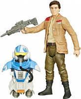 """Hasbro Фигурка вселенной """"Звездные войны"""" с броней  (В3886), фото 1"""