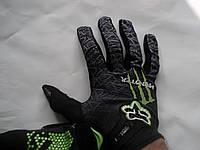 Перчатки Fox Monster, размер M,L,XL вело, мото
