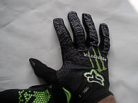 Перчатки Fox Monster, размер M,,XL вело, мото