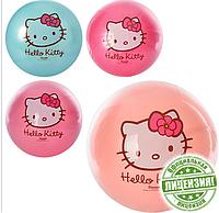 Мяч HK 0056 Hello kitty 9 дюймов 4 цвета, в кульке (8-24-1,5 см)