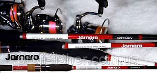 Спиннинг ZEMEX Jarnero Jigmaster 2,4м 3-14гр- Южная Корея