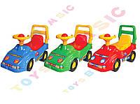 """Іграшка """"Автомобіль для прогулянок Еко ТехноК""""арт.  1196"""