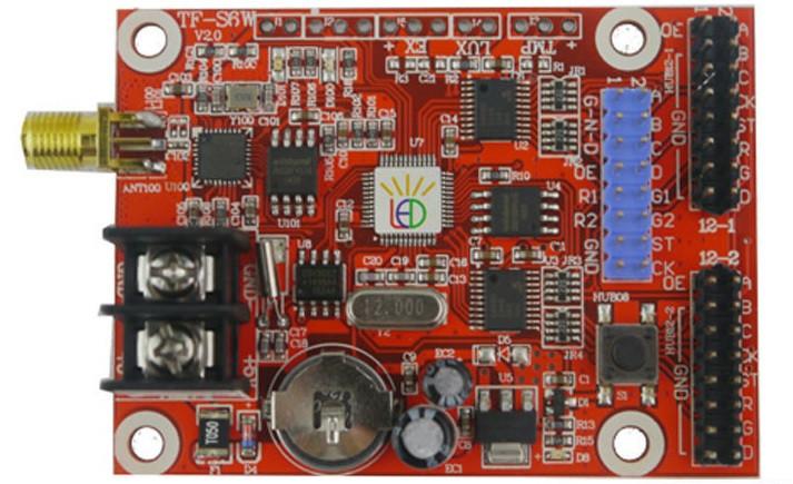 Контроллер для led дисплея TF-WIFI (usb+wifi)
