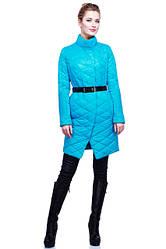 Женские куртки, жилетки, пальто демисезонные весна-осень из плащевки