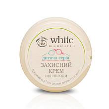 """Натуральная косметика «White Mandarin» (WM0008) защитный крем от непогоды, серия """"Детская"""", 50 мл"""