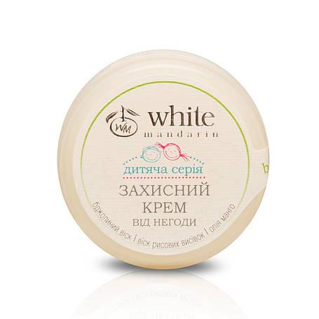 """Натуральная косметика «White Mandarin» (WM0008) защитный крем от непогоды, серия """"Детская"""", 50 мл, фото 2"""