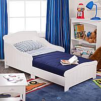 """Подростковая кровать """"Белоснежка"""" из массива сосны"""