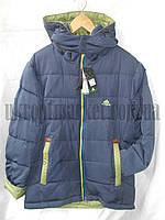 """Куртка мужская модная (теплая зима) """"Brend"""" LZ-1345"""