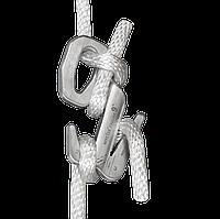 Крепления для веревки CarbBlack Анод Ф9 NI805