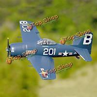 ElevenHobby F8F Bearcat 1100мм размах крыльев Warbird ПНП