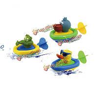 Расчалочной проволокой дети cikoo животных купать детские игрушки типа случайных