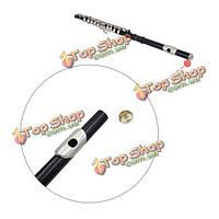 Никелирование винт для флейты headjoint частей ремонта