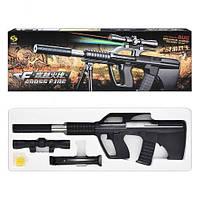 Детские пластмассовые автоматы, пулеметы, ружья