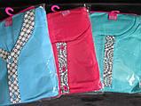 Красивые хлопковые пижамы большого размера., фото 5