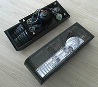 Задние фонари на ВАЗ 2109 аналог Освара №2 (серые)