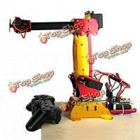 6 степенями свободы манипулятора модель руки робота АВВ робот для обучения и эксперимента