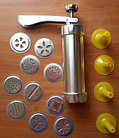 Шприц кондитерский Biscuits профессиональный для теста и крема