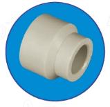 Переходник редукция внутренняя/наружная 90*50  ASG-Plast