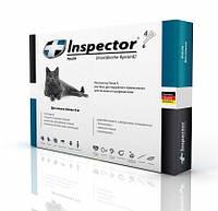 Капли Инспектор для кошек более 4 кг пипетка экопром