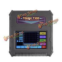 Eachine Touch T100 7а 100Вт AC/DC баланс зарядное устройство разрядник для липо/NiCd/Pb батареи, фото 1