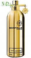 Montale Aoud Leather - Парфюмированная вода 100 мл