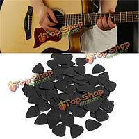 100шт 0.71мм целлулоида медиаторы для акустической бAC-гитары