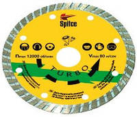 "Алмазный диск по бетону, камню ""TURBO"" Spitce (22-809) ø150мм (шт.)"