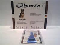 Капли Инспектор для собак 25-40 кг 1 пипетка экопром