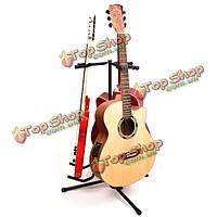 3в1 положении головы держатель складная подставка для акустической электрической гитары