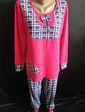 Хлопковые пижамы для женщин большого размера., фото 2