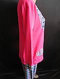 Хлопковые пижамы для женщин большого размера., фото 3