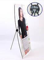 X-Banner Well 60x160 (стенд-паук для баннера 60х160 см (ш/в) )
