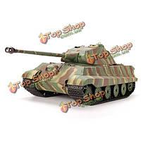 Хэн длиной 1/16 2.4g 3888-1 Немецкий король Тигр битвы танк, фото 1