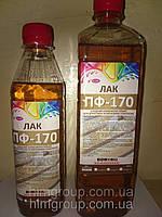 Лак ПФ-170 ТМ Колис 0,8 л