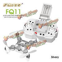 FQ777 fq11 Wi-Fi FPV с складная руки 3D Mini 2.4G 4CH 6 оси режима обезглавленное RC РУ Квадрокоптер RTF