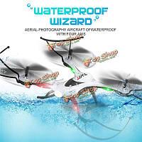 JJRC ключ возврата 2.4G 4CH RC РУ 6axis Квадрокоптер RTF One H31 режим водонепроницаемый без головы