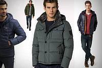 Весняно-осінні  чоловічі  куртки