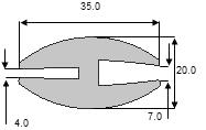 Уплотнения для окон трактора TPMGD
