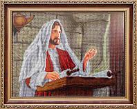 БС Солес ПИ Проповедь Иисуса, схема под бисер