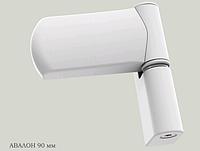 Дверная петля Reze Avalon 130 кг белая