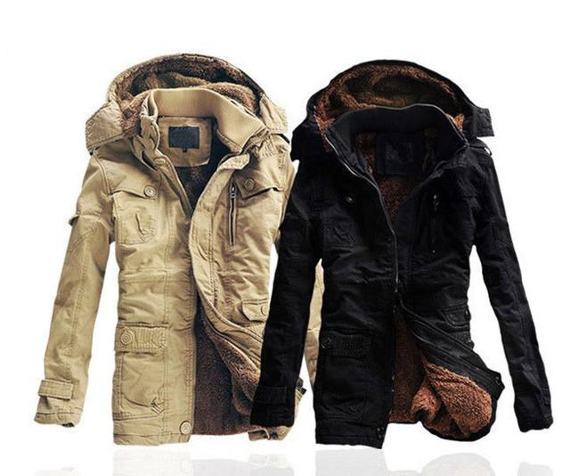 Всё о зимних куртках