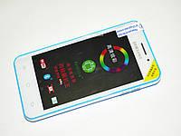 "Телефон Samsung HD888 экран 4.5"" 4 ядра, WiFi, 2 sim, Android 4.2.2, камера 5MP, Синий - Чехол в подарок!, фото 1"